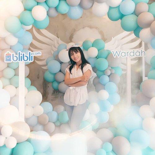 Hari ini bukber bareng @blibli.fashion dan @wardahbeautyKarena Wardah sudah ada official store di #BlibliFashion aku mau belanja disana aaahhhh.. Ada rekomendasi enaknya ak nyobain yg mana ya??.#BlibliBeautyNgabuburit #anitamayaadotcom #bloggerslife #bloggergathering #clozetteid