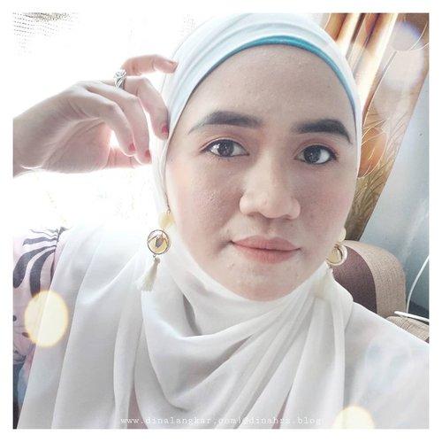 Hijab beginian cuman untuk foto gak bakalan pede ku pakai untuk kondangan , event atau pun acara lain nya. wkwkw...#ClozetteID #hijabstyle