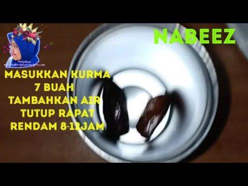 Yuk Bikin Nabeez (makin sehat) - YouTube
