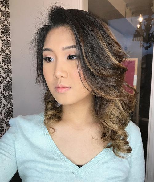 Day 2 : Simple Hair and Makeup for @terebells 💕 #muavancouver #vancouverbride #vancouverwedding #vegas_nay #hudabeauty #brian_champagne #makeupslaves #makeupfanatic1 #makeupindo #muajakarta #muaindo #fdbeauty #clozetteid #clozette #indonesianbeautyblogger #indonesiabeautyblogger #beautybloggerindonesia #vancouvermua #indobeautygram #indovidgram #asianeyes #monolid #slave2beauty #slave2makeup #makeupartistjakarta #preweddingmakeup #makeupartistjakartaselatan