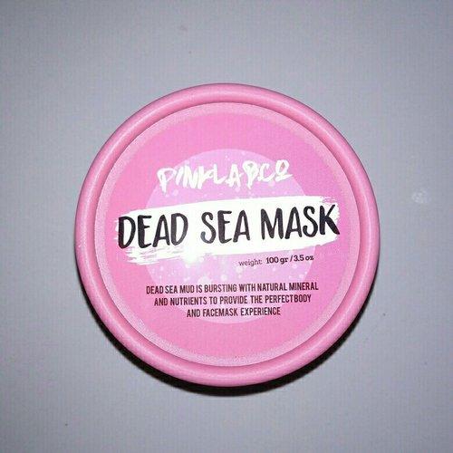 Yeay! Akhirnya Dead Sea Mask yang lagi hits sudah sampai di rumah dengan selamat~ gak sabar untuk mulai coba 😘