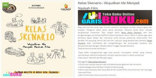 Kelas Skenario Wujudkan Ide Menjadi Naskah Film • Buku Kelas Skenario by Salman Aristio & Arief Ash Shiddiq ISBN 9786026847584 • Jual Buku Kelas Skenario Wujudkan Ide Menjadi Naskah Film • Download eBook Kelas Skenario PDF / http://bridgeurl.com/kelas-skenario-wujudkan-ide-menjadi-naskah-film-buku-kelas-skenario-by-salman-aristio-arief-ash-shiddiq-isbn-9786026847584-jual-buku-kelas-skenario-wujudkan-ide-menjadi-naskah-film-download-ebook-kelas-skenario-pdf / Kelas Skenario Wujudkan Ide Menjadi Naskah Film • Buku Kelas Skenario by Salman Aristio & Arief Ash Shiddiq ISBN 9786026847584 • Jual Buku Kelas Skenario Wujudkan Ide Menjadi Naskah Film • Download eBook Kelas Skenario PDF / http://garisbuku.com/shop/kelas-skenario-wujudkan-ide-menjadi-naskah-film/