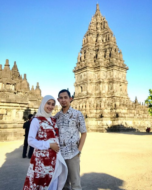 I want all of you, for everYou and me, every day😍🤪@andypawana .#candiprambanan#jogja#ClozetteID