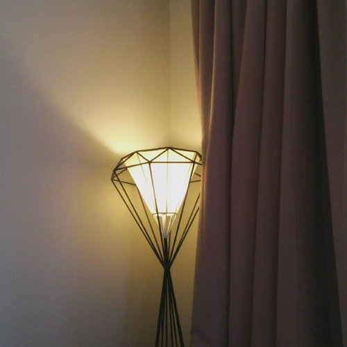 My favorite corner, with you 💕 . . . #ClozetteID #design #travel #lamp #corner #tamaboutique #tamahotel #tamaboutiquehotel #bandung #starclozetter #travelblogger #bloggerlife #bloggerindo