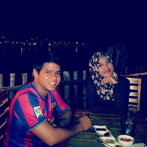 #clozetteid #ootd #night #specialdinner #specialperson #myman #specialman #bestperson #everything @amath_jpr