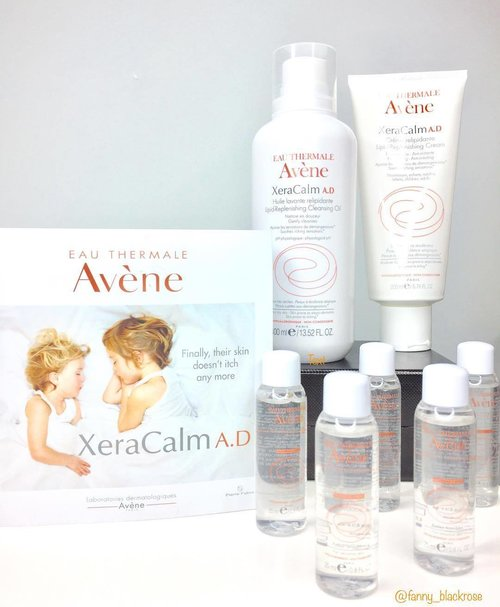 It's been productive day! Check out my experience with Avene Xeracalm series on my blog.  https://blackroseartproject.wordpress.com/2016/12/07/my-avenes-love-story/ ❤️ Products that really multitasking and whole family can use it. 💖 helps removing my scaly dry spot 💖aftersun care 💖anti irritation 💖good for eczema and atopic dermatitis... many more! . My 4 months twin babies also use it daily... to maintain their baby skin smooth and irritation free. . #ClozetteID #ClozetteReview #AveneXJayanataXClozetteID #skincare #iloveskincare #makeup #makeuptalk #beautyblogger #madeinfrance #avene #xeracalm #thermalspringwater #micellarlotion #makeupcleanser #beautyblogger #bblogger #vlogger #youtuber #infant #child #adult