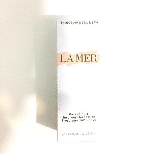 Mine! 😉✨ . . . . . . . . . . @lamer #softliquidfoundation #lamer #lamersoftfluidfoundation #lamerfoundation #skincare #infusedskincare working at a dream on me.. I love how smooth my skin after I take it off 👍 working on full review.. #bblogger #beautyblogger #luxury #luxurious #luxurybeauty #ilovemakeup #clozetteID