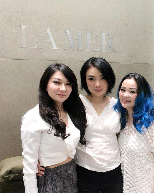 Yeayyyy... finally we have time to meet up @lamer 😁😁😁 #instafriends 😘💋 Even tho we r living in the same city, it is hard to steal time of this beauty @imfionayauw 😊 #lamerid  #lovelamer  #fannyxlamer #sharelamer #beautygram #beautyblog #beautylover #beautyblogger #beautyvlogger #iloveskincare #ilovemakeup #luxurybeauty #skincare #lamerinfluencer #bblog #clozette #clozetteid #makeuppost
