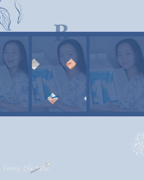I've been using #BlueCarePackage from @bioderma_indonesia that working together with @clozetteid for 10 days now.  I share my thought about all the products I received on the earlier post (IGTV) . Please check it out 💙 • • • Product details: 💧 Bioderma Hydrabio H2O Micellar Water 💦 Bioderma Atoderm Gel Douche 💧Bioderma Hydrabio Essence Lotion 💦 Bioderma Hydrabio Serum 💧Bioderma Atoderm Creme 💦 Bioderma Stick Lèvres • • • It's not my first time using #bioderma product. Their micellar water is my staple product I must carry on my professional makeup kit and also my personal kit.  It's skincare that everyone can use.  Me and my crewcils are sharing these products to take care of our skin. • #newnormal I still prefer to #stayathome and #workfromhome whenever possible.  I've been enjoying layering #skincare and taking a good care of my skin. ~~~~~~~~~~~~~~~~~~~~~~~~ Saya telah menggunakan #BlueCarePackage dari @bioderma_indonesia yang bekerja sama dengan @clozetteid selama 10 hari Hingga saat ini.  Ulasan produk nya telah Saya unggah di IGTV. Ditonton ya 😉 💙 • • •  Rincian Produk: 💧 Air Micellar Bioderma Hydrabio H2O 💦 Bioderma Atoderm Gel Douche  OdBioderma Hydrabio Essence Lotion 💦 Bioderma Hydrabio Serum  OdBioderma Creme Atoderm 💦 Bioderma Stick Lèvres • • •  Ini bukan pertama kalinya saya menggunakan produk dari Bioderma. Micellar water merupakan produk WAJIB dalam tas makeup profesional saya dan juga perlengkapan pribadi saya. Produk ini  adalah perawatan kulit yang dapat digunakan semua orang, tidak terbatas pada gender (pria/wanita), Kulit dewasa hingga bayi. Saya dan anak - anak berbagi produk ini untuk merawat kulit kami. • NEW NORMAL Saya masih memilih untuk tinggal di rumah dan bekerja dari rumah bila memungkinkan. Saya merawat kulit saya dengan kombinasi produk sesuai kebutuhan kulit. ~~~~~~~~~~~~~~~~~~~~~~~~ #bluecareforall #clozetteidreview #clozetteid #bioderma #biodermaindonesia #cleansehydratemoisturize #biodermahydrabio #biodermaatoderm #biodermaxclozetteidrev
