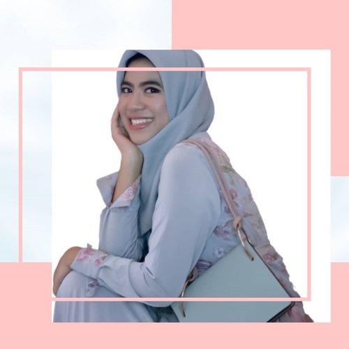 My Outfit of the Day Lebaran Edisi #dirumahaja versi Abel, dengan mix Dress dan hijab segi empat yang ada di lemari 🤗🥰@nrhxnabilia @pondsindonesia. Kalau style outfit kalian gimana nih Sob?@vieta.ningtyas @elmoamel @christinajohann4#ngobrolbarengponds #CantikDiRumah #NeverStopGlowing #Sekaranguntuknanti#ClozetteID