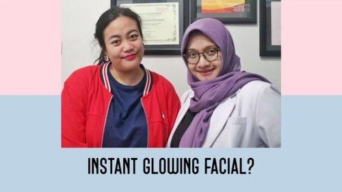 . @klinik_dr.ika . #pkubeautyblogger #beautybloggerpku #bloggerpekanbaru #makeupindonesia #makeuppku #makeuppekanbaru #makeupriau #makeupreview #nightcream #skincareindonesia #dokterkulit #clozetteid