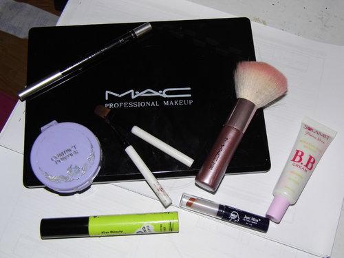 My Make-up untuk sehari-hari :)  #Natural