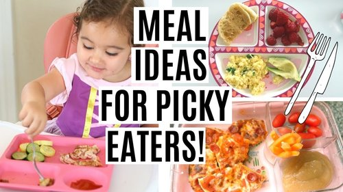 WHAT MY TODDLER EATS IN A DAY   TODDLER MEAL IDEAS FOR PICKY EATERS! - YouTube