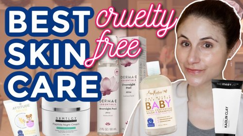 Best CRUELTY FREE SKIN CARE products| Dr Dray - YouTube
