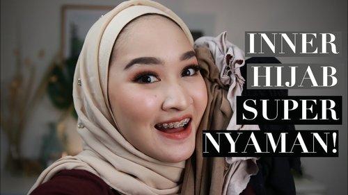 BEST CIPUT / NINJA (INNER HIJAB) SO FAR..   Kiara Leswara - YouTube