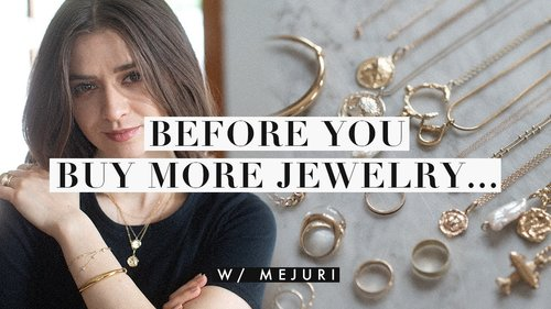 5 Jewelry Tips EVERY Girl Should Know Before Buying Pieces | Mejuri Collab - YouTube