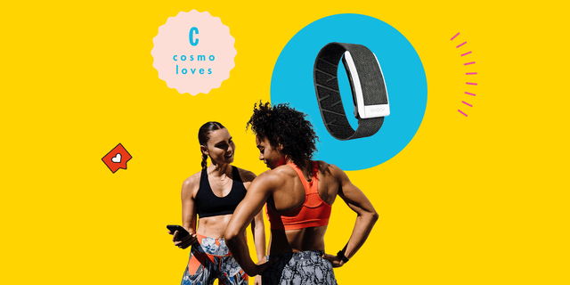 This Fitness Band That Tells You to Nap and Skip the Gym—and I'm in Love