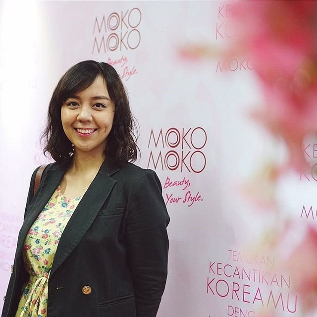 Attending @mokomoko_id media & blogger gathering earlier today So