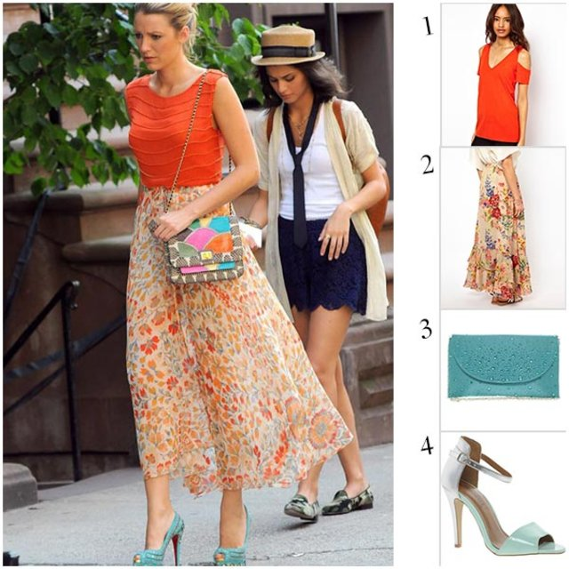 Celebrities Style We Love #1: Blake Lively