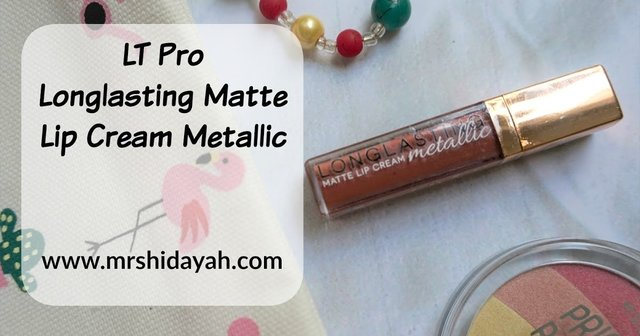 Lt Pro Long Lasting Matte Lip Cream 03 - Smart4K Design Ideas